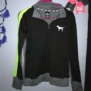Pink Ultimate Sweatshirt 💚🖤